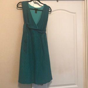 Dresses & Skirts - Teal plus size sleeveless dress